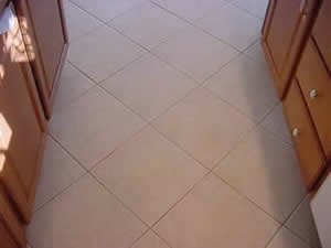 Before Idaho Falls Tile and Grout Cleaning