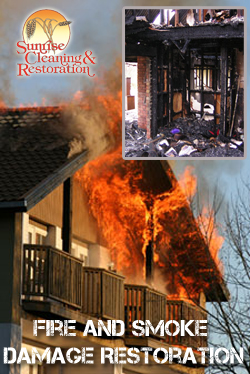 Smoke and Fire Damage Restoration Jackson Hole Wyoming