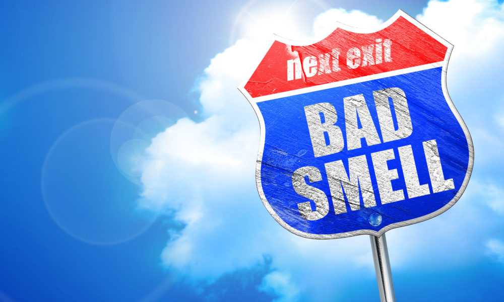 Do You Have Stubborn Smells?