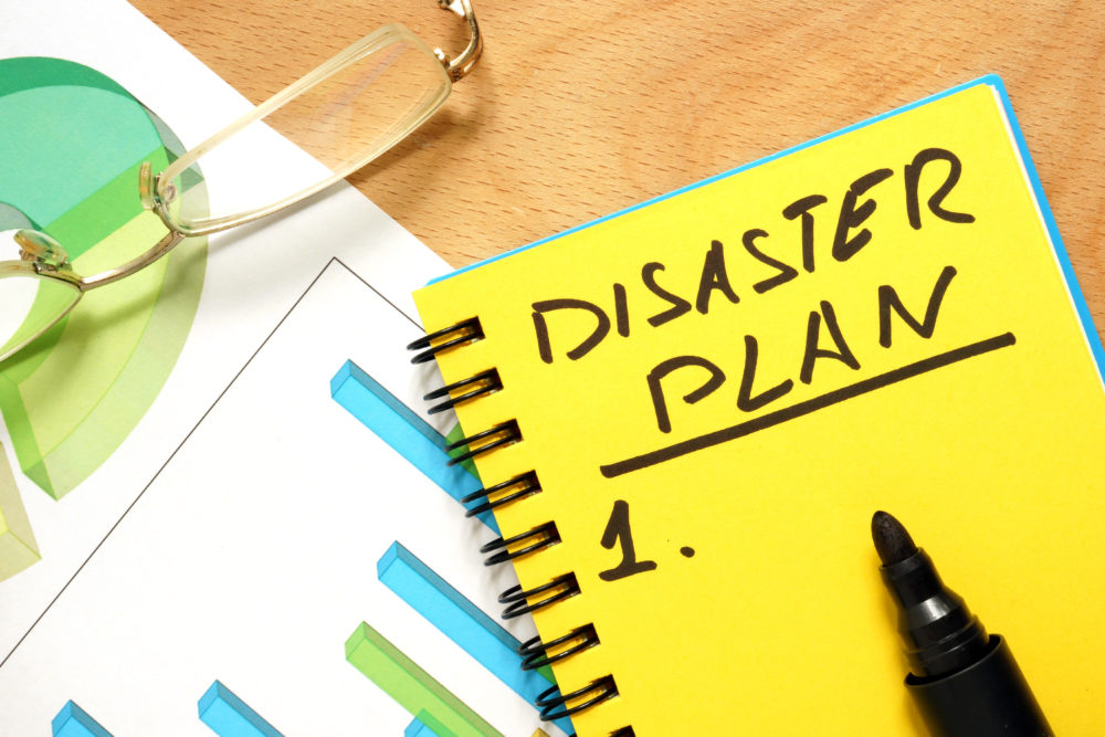 Making a Home Disaster Plan