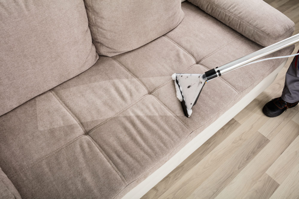 Upholstery Cleaning: Leave It To the Pros