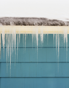 water damage restoration may be needed if you don't remove ice dams