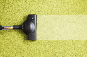 Idaho Falls residential carpet cleaning example