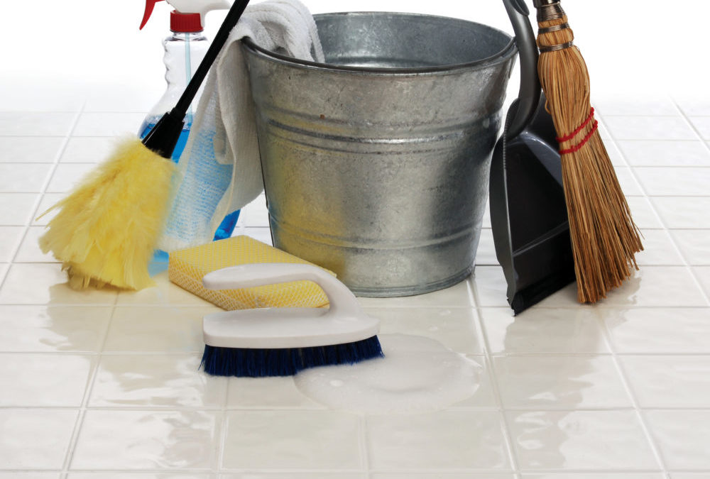 The Ultimate Spring-Cleaning Checklist