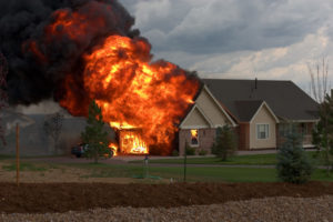 Summer Home Disasters