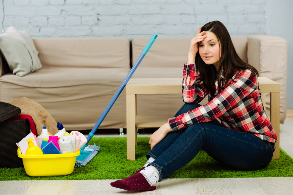 6 Neglected Household Chores